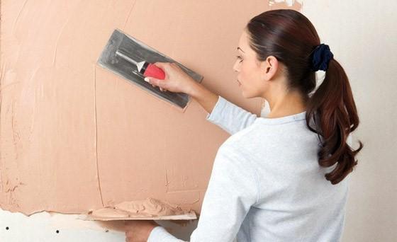 Как подготавливать к штукатурке стены из кирпича и бетона
