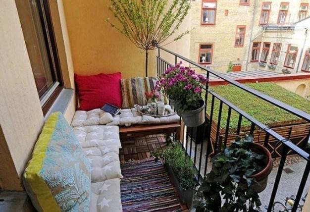 Как сделать летнюю веранду из балкона