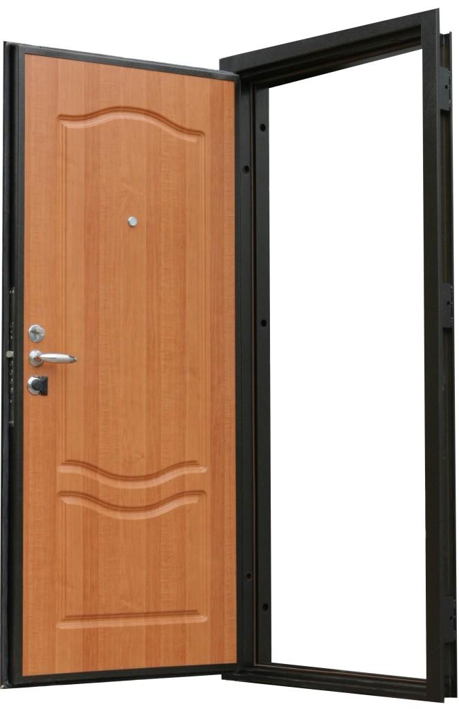 Металлические двери: безопасность и надежность