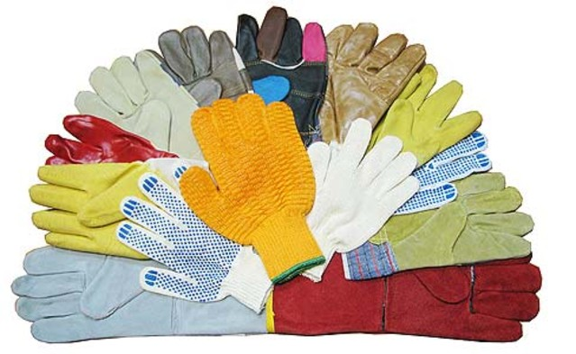 Многоцелевые рабочие перчатки