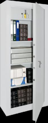 Металлические шкафы и их применение