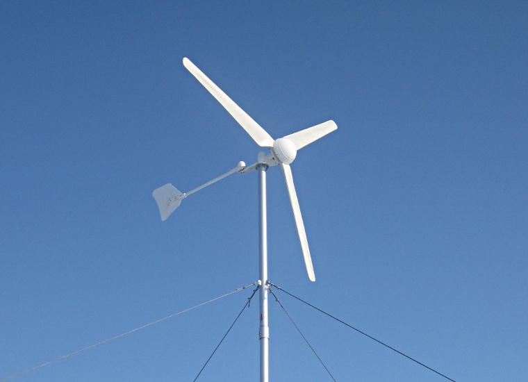 Ветрогенератор как альтернативный источник энергии