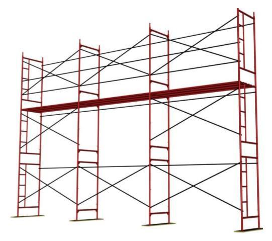 Компания МЕГА предлагает купить вышки туры для строительных работ