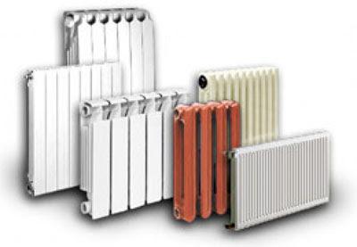 Радиаторы и комплектующие изделия