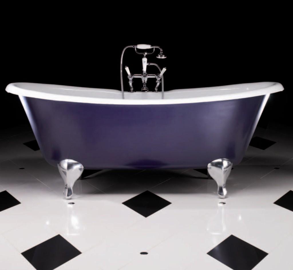 ванные чугунные