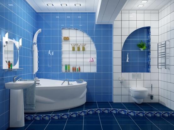 Основные отличия капитального и косметического ремонта ванной