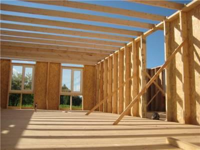 Особенности строительства из древесины
