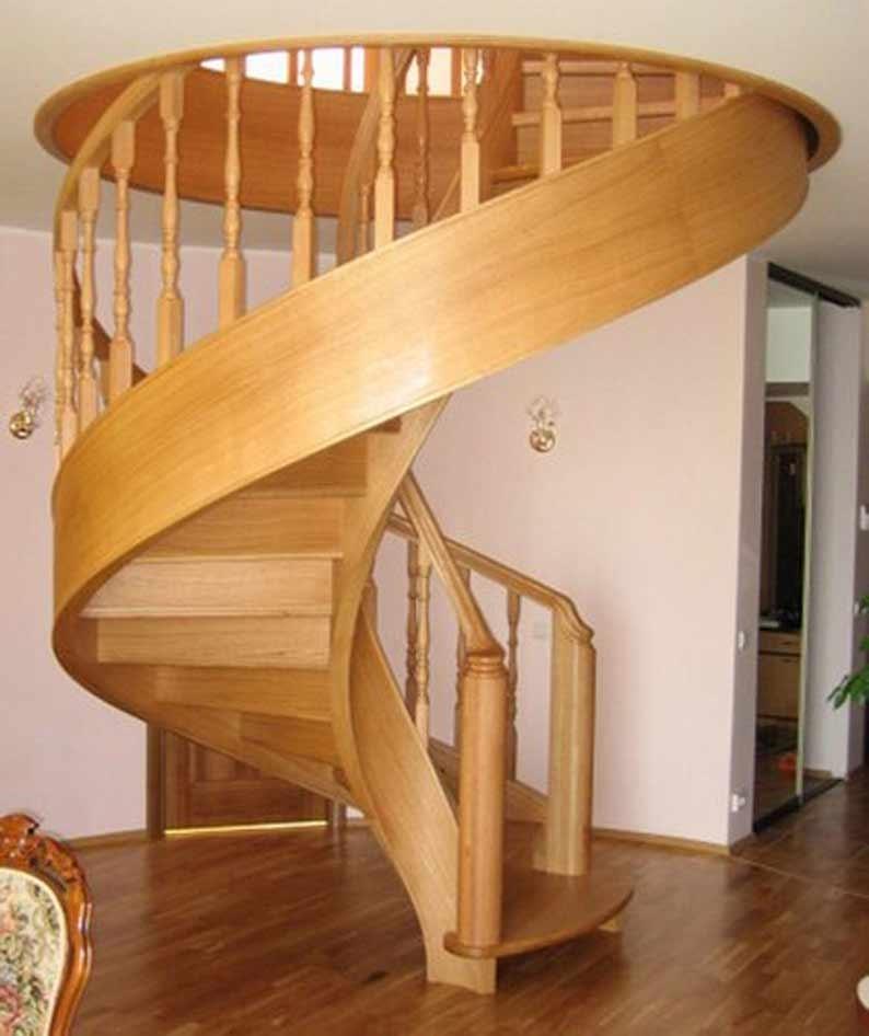Выбираем конструкцию лестницы