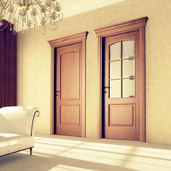 Межкомнатные двери как неотъемлемая часть интерьера