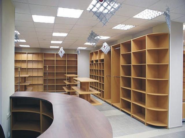 Мебель для магазинов