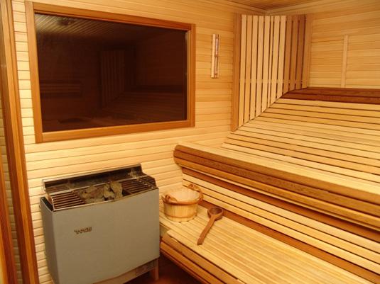 Особенности современной бани