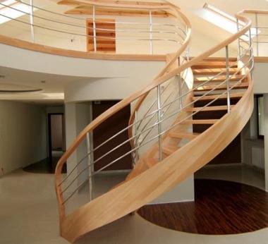 Современные дизайнерские решения- креативные лестницы.