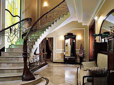 Современные лестницы для дома