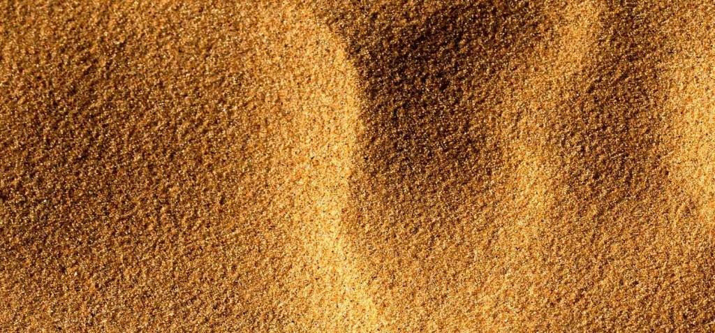 Песок песку рознь
