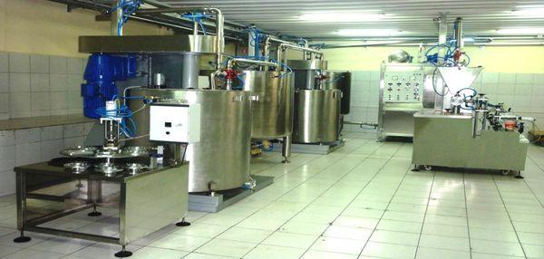 Приборы для молочного производства