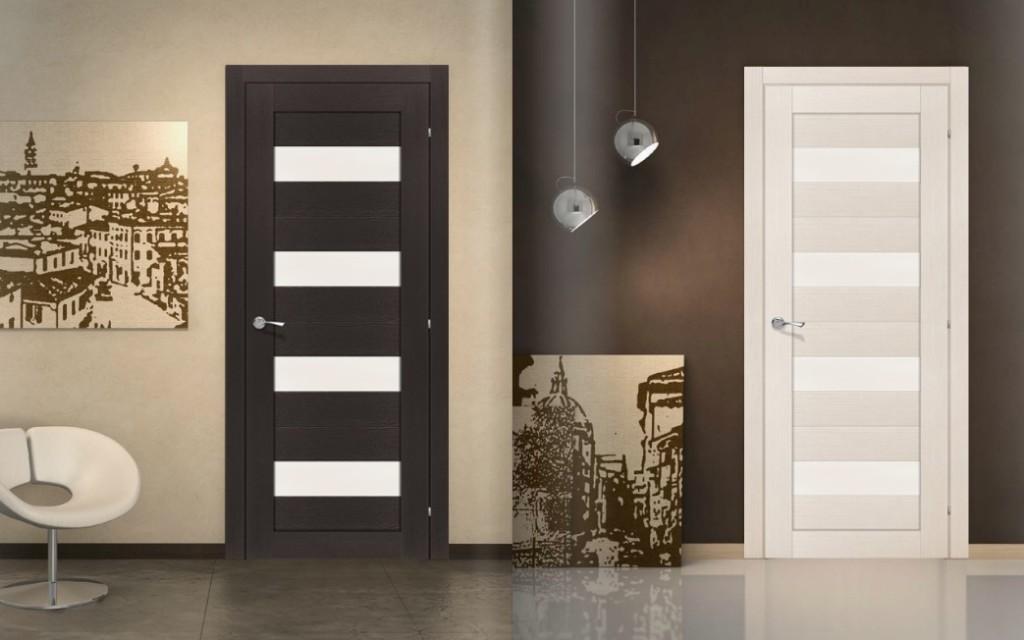 Двери металлические и экошпон – наиболее популярные виды подобной продукции