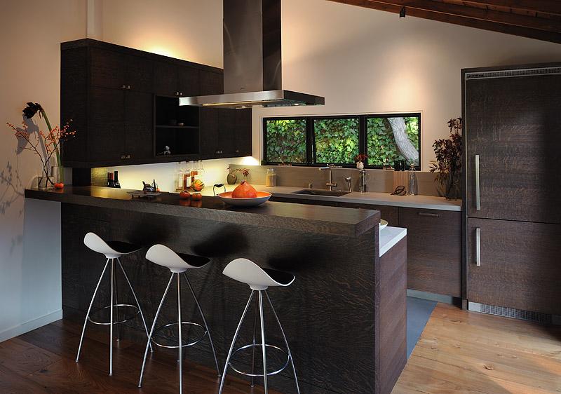 Барные стулья для современной кухни – модно и стильно