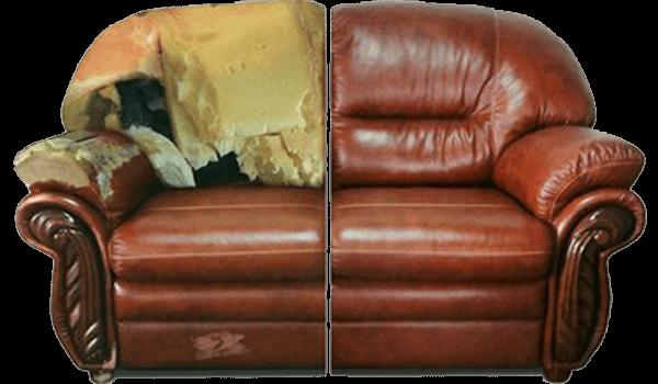 Реставрация кожаной мебели: основные преимущества