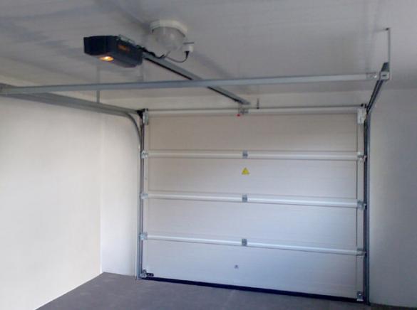 Ремонт автоматических гаражных ворот